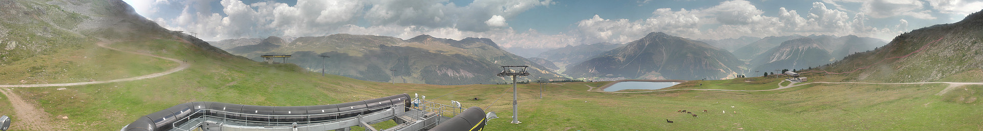 Skigebiet Schöneben Bergstation © www.schoeneben.it